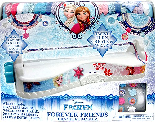 Disney Frozen Friendship Bracelet Maker