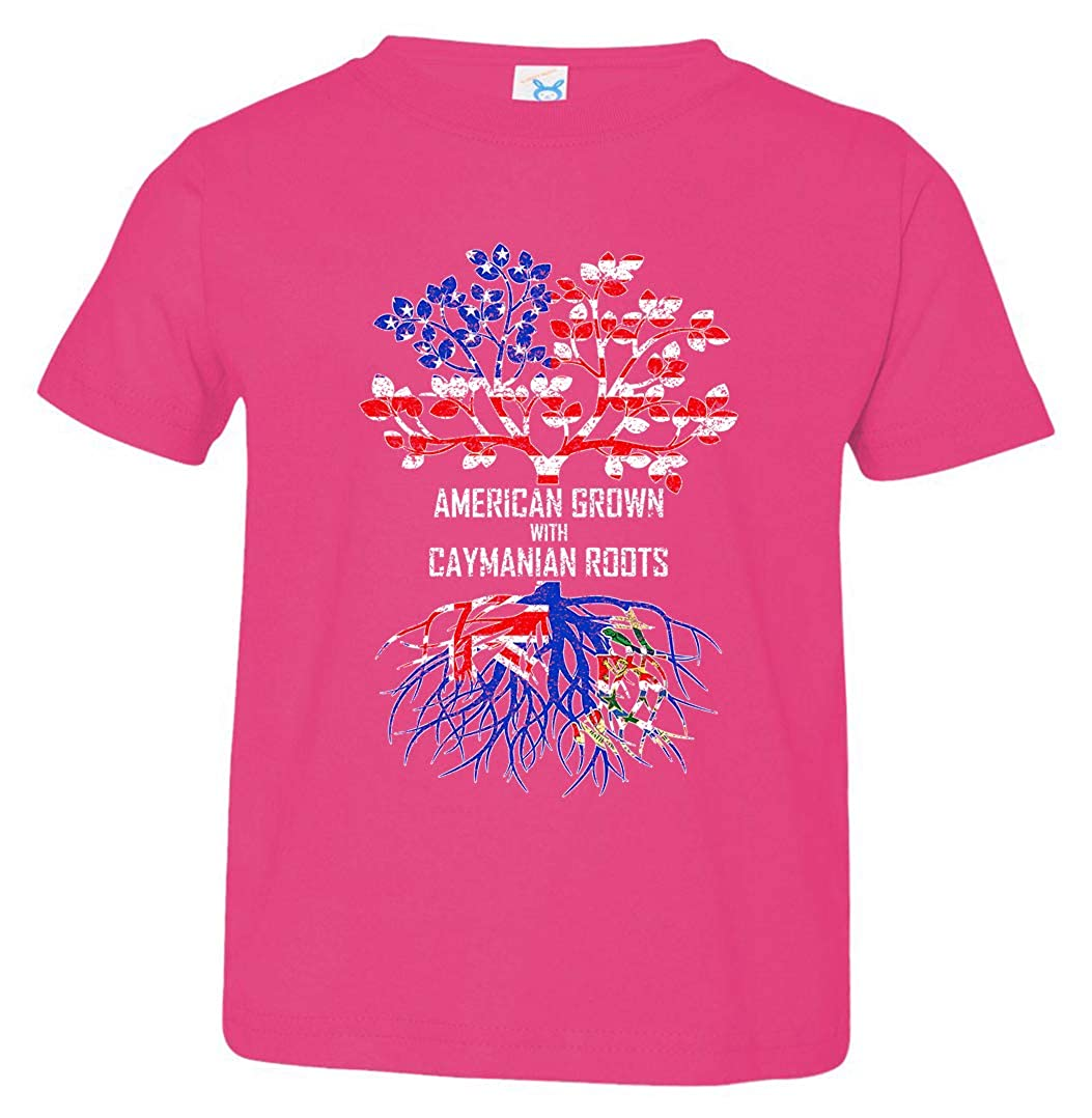 Tenacitee Babys American Grown with Caymanian Roots Shirt