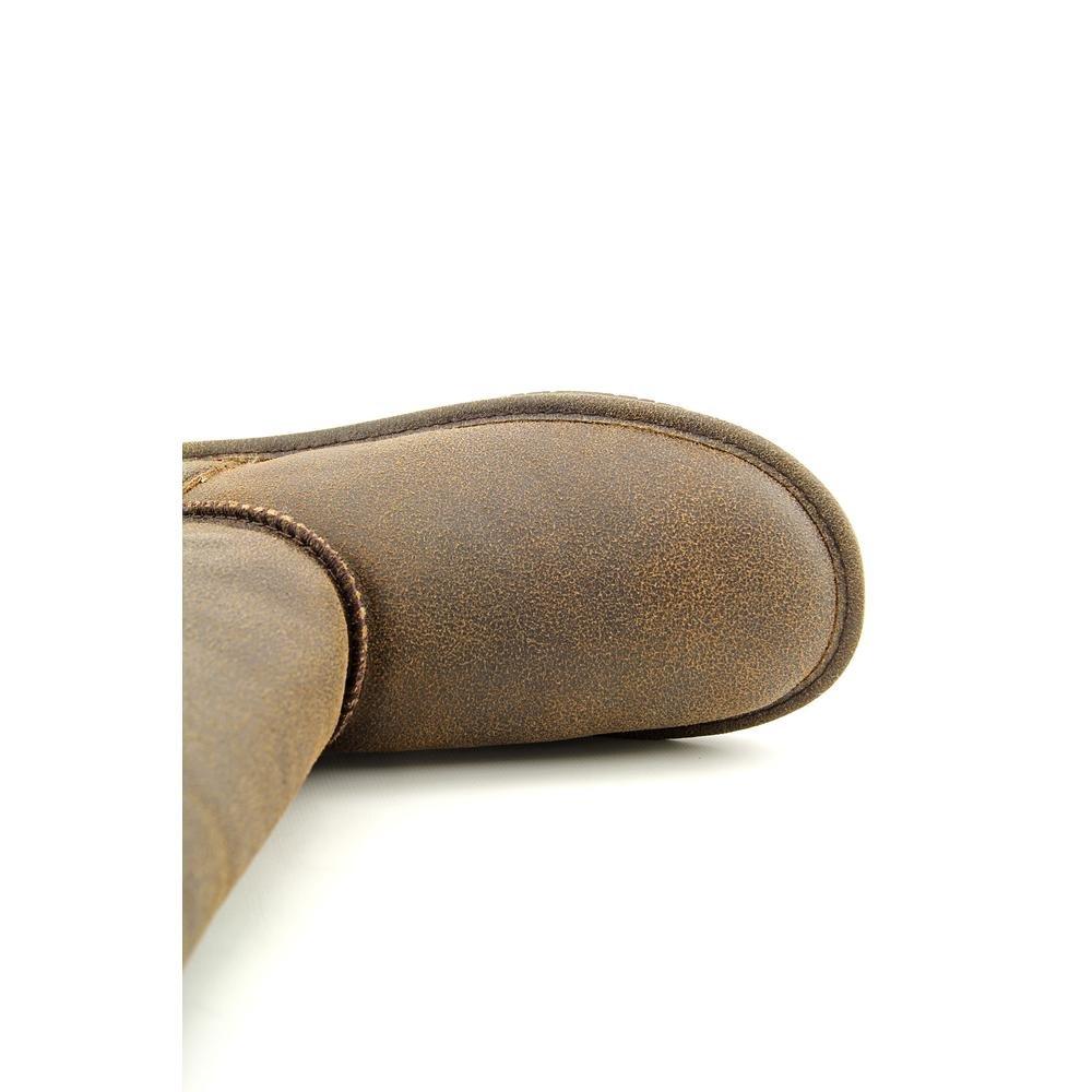 BEARPAW Women's Lauren Boot (7 B(M) US, Chestnut Distressed) by Bearpaw (Image #3)