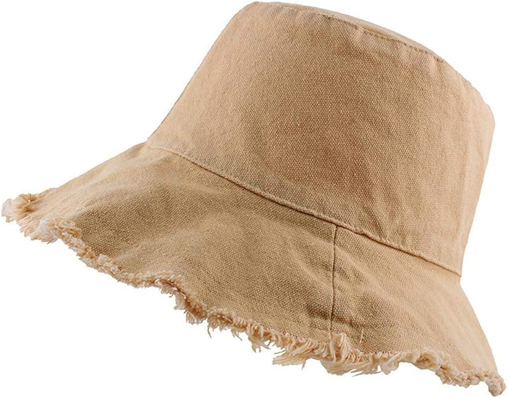 Bucket-Hat Distressed...