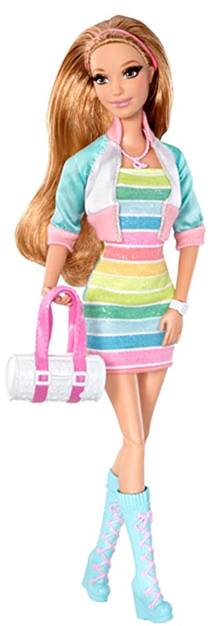 Barbie Mattel Y7438 Life In The Dreamhouse Summer, Puppe