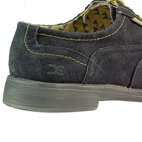 Dude Shoes - Zapatos de Vestir hombre Navy Lime