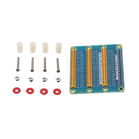 KKmoon Expansion Board for Raspberry Pi Version 2/3: Amazon in