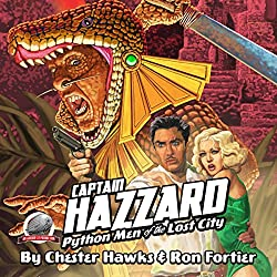 Captain Hazzard: Python Men of the Lost City