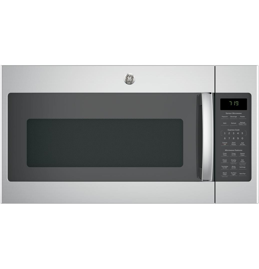 GE JVM7195SKSS Microwave, 30 inches, Stainless Steel by GE