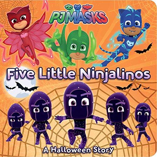 The Halloween Story (Five Little Ninjalinos: A Halloween Story (PJ)