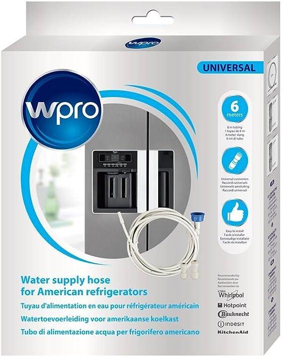 Wpro UKT002. Accesorios/conjunto de conectores con tubo de entrada ...
