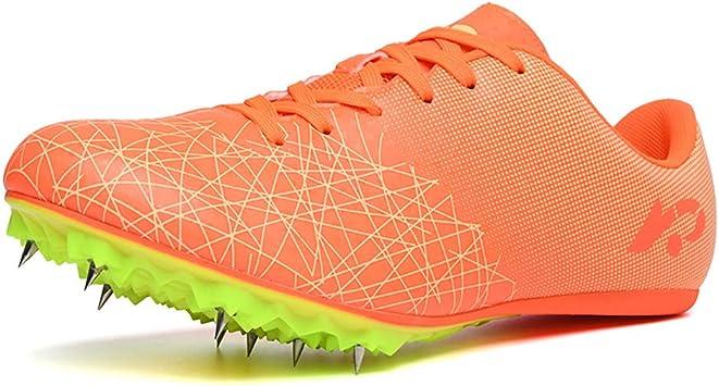 ZLYZS Zapatillas De Atletismo Unisex, Running Training Sneakers ...