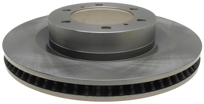 ACDelco 18A2738A Advantage Non-Coated Front Disc Brake Rotor