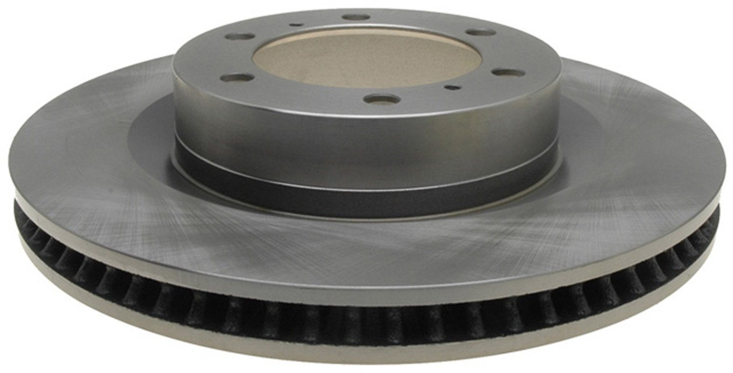 ACDelco 18A2738A Advantage Non-Coated Front Disc Brake Rotor by ACDelco (Image #1)