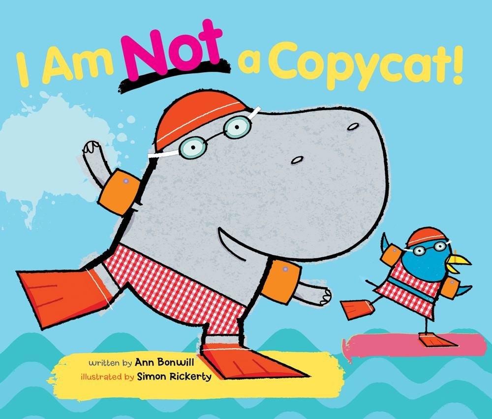 Read Online I Am Not a Copycat! PDF