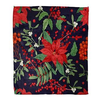 Amazon.com: Manta decorativa Emvency de 50 x 60 pulgadas ...