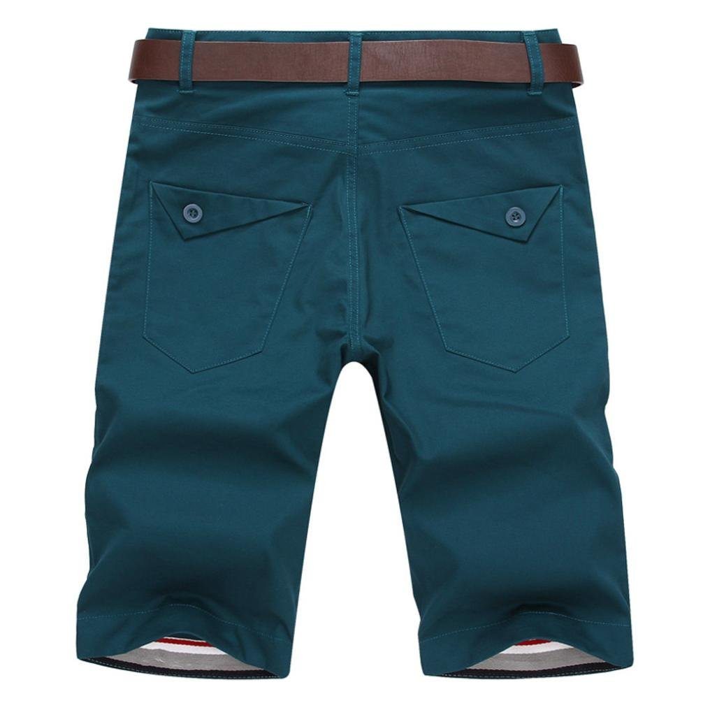 Mikkar Mens Shorts Sports Trunks Breathable Fashion Pants Summer Running