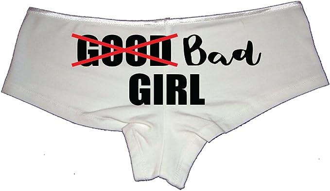 Bad Girl Low Rise Boyshort Panties
