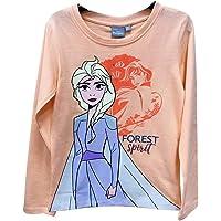 Frozen - Camiseta de manga larga para niña, diseño de Frozen