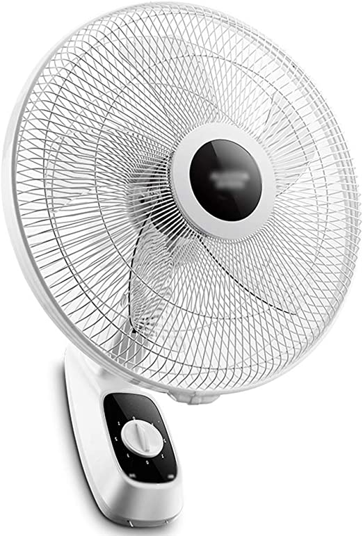 QFFL Ventilador de Pared - AS Ventilador doméstico de Cinco Hojas ...