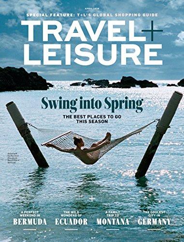 Magazines : Travel + Leisure