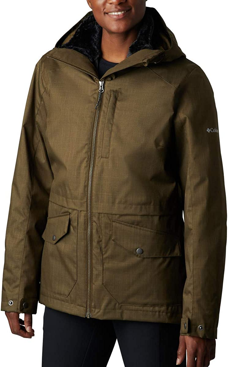 Columbia Some reservation Women's Mount Erie Animer and price revision Interchange Winter Jacket