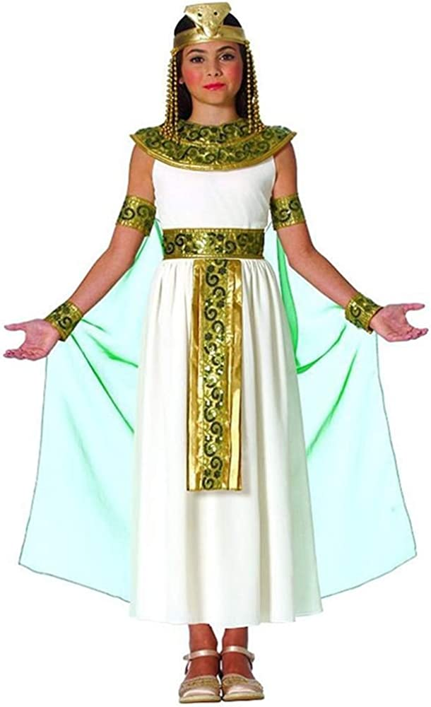 Amazon Com Deluxe Cleopatra Kids Costume Toys Games
