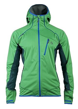 Ternua ® North Port - Chaqueta para Hombre, Color Verde ...