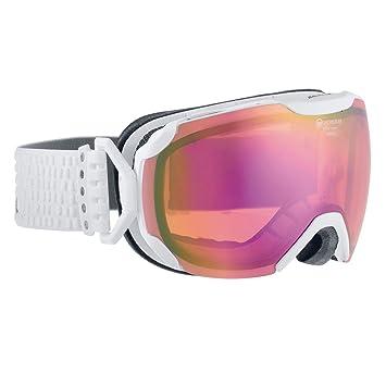 Alpina Pheos S Ski Goggles Unisex Pheos S White Amazoncouk - Alpina goggles
