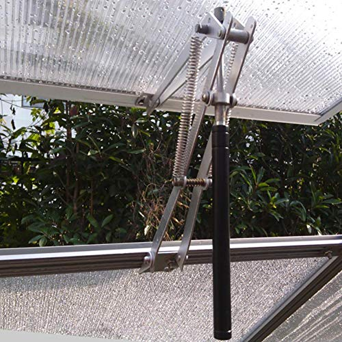 Temperature Sensitive Automatic Greenhouse Vent Opener Heat Sensitive Vent Opener for Greenhouse by Topaty (Image #8)
