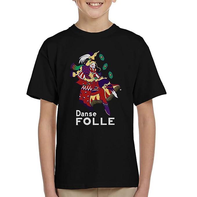 Danse Folle Kefka Palazzo Final Fantasy Vi Kid S T Shirt