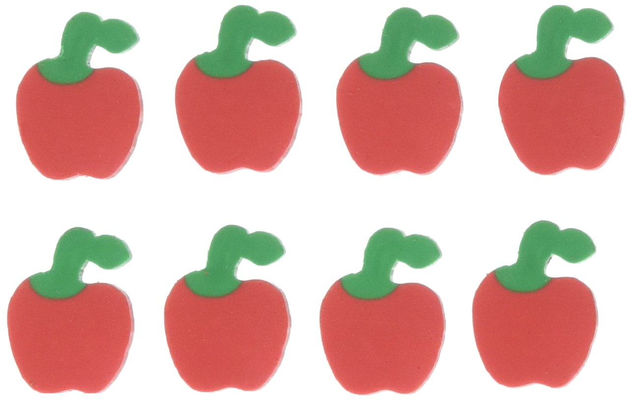 Toy LM179 Mini Apple Erasers StealStreet Home U.S SS-UST-LM179