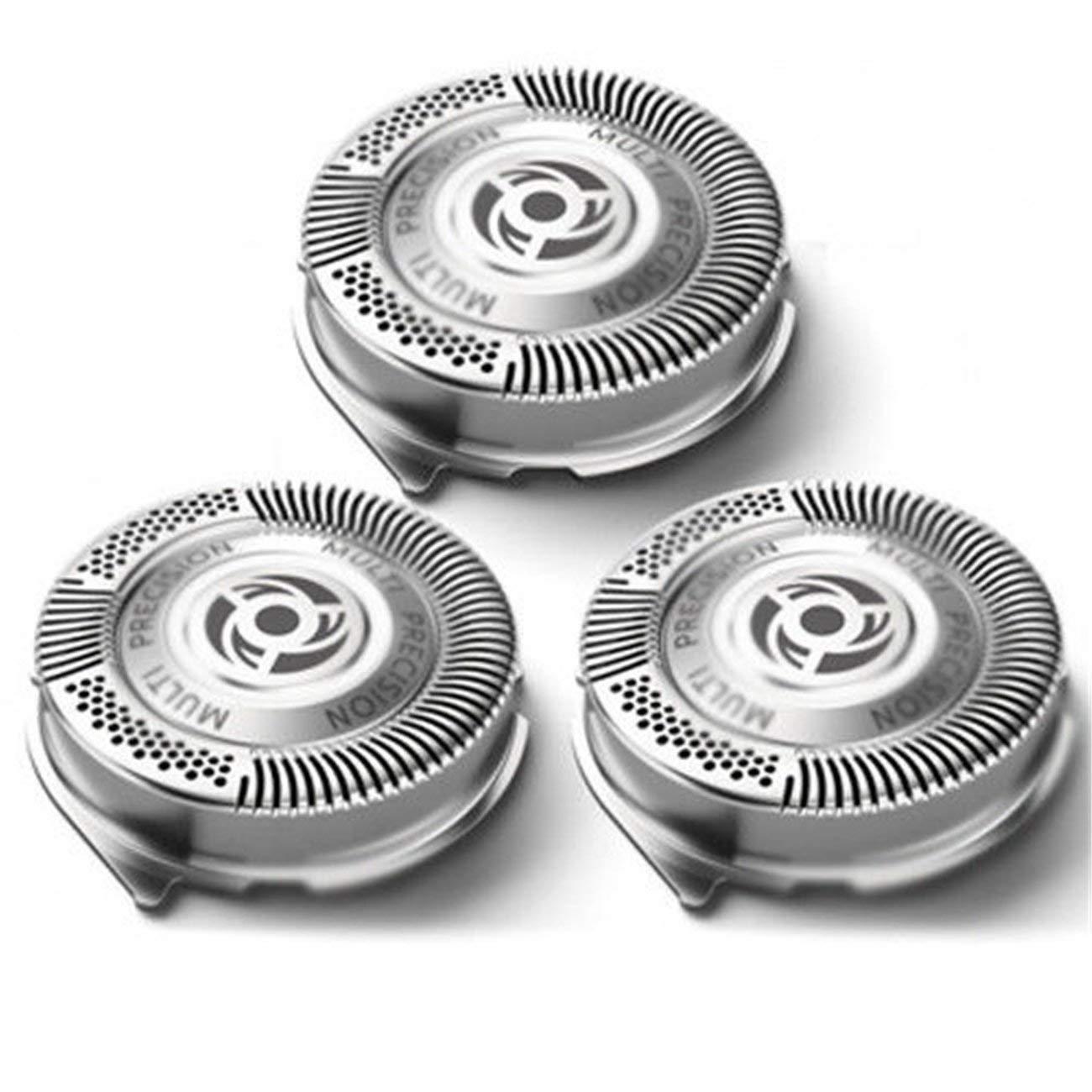 Cuchillas de afeitar de repuesto para cabezales de afeitado de 3 piezas para la serie 5000 de Philips Jiobapiongxin
