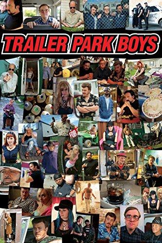 Trailer Park Boys- Collage Poster