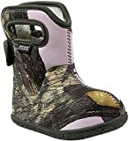 pink camo rain - Bogs Baby Waterproof Insulated Toddler/Kids Rain Boots For Boys and Girls, Camo Print/Pink Mossy Oak Country, 4 M US Toddler