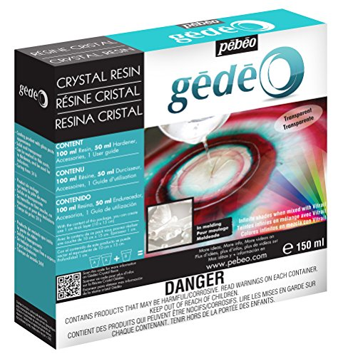 Price comparison product image Pebeo Gedeo,  Crystal Resin,  150 ml