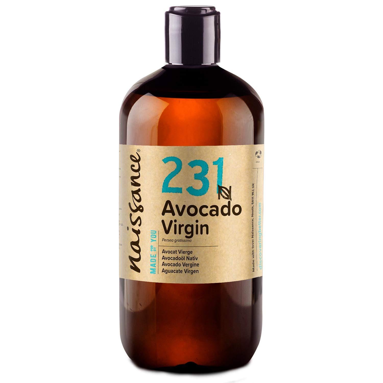 Aceite de Aguacate virgen Naissance 500 ml 100% puro: Amazon.es ...