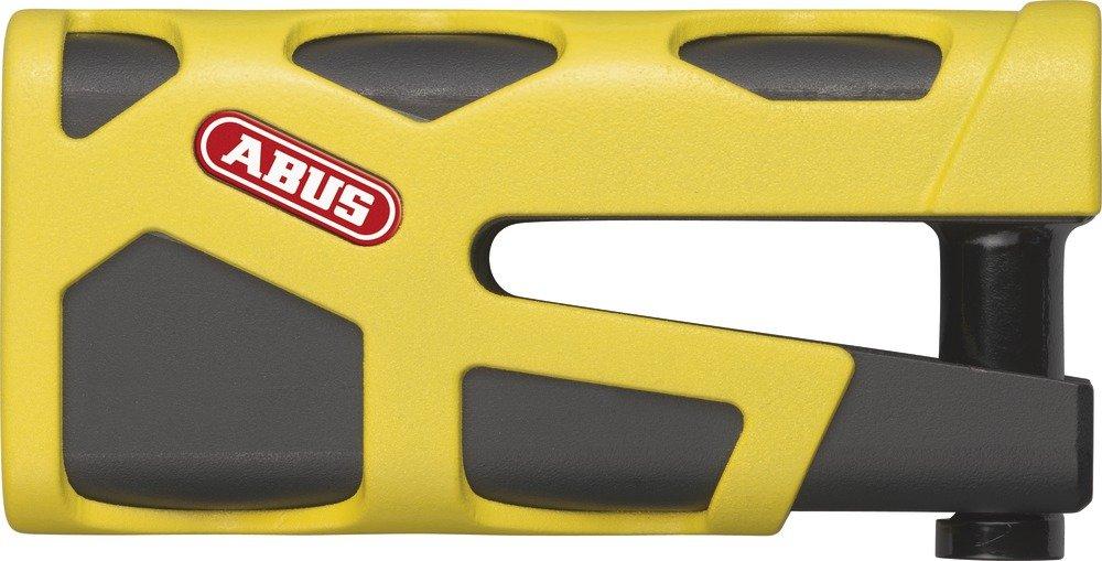 Abus Bremsscheibenschloss Granit Sledg 77 web yellow thumbnail