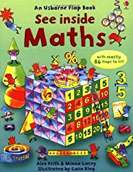 Maths (See Inside) (Usborne See Inside)