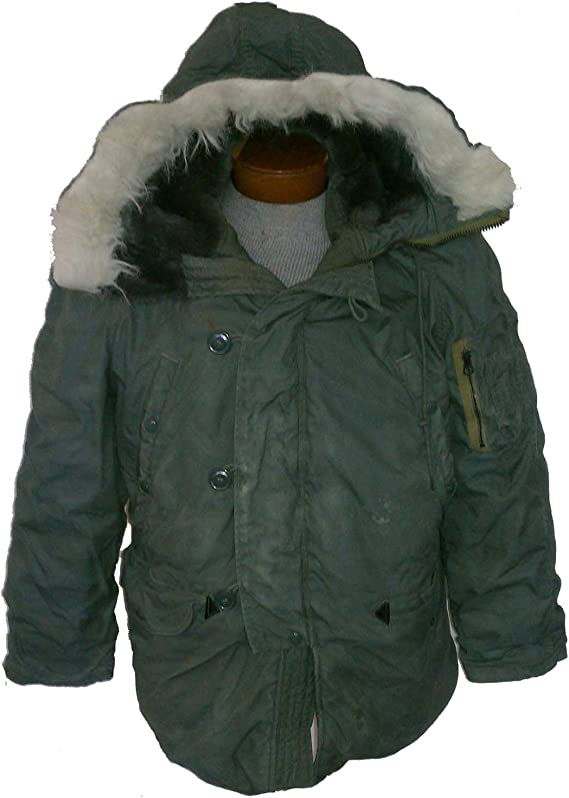 New Parka Jackets
