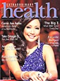 Carrie Ann Inaba Cover Extraordinary Health Magazine 2012 Volume 14