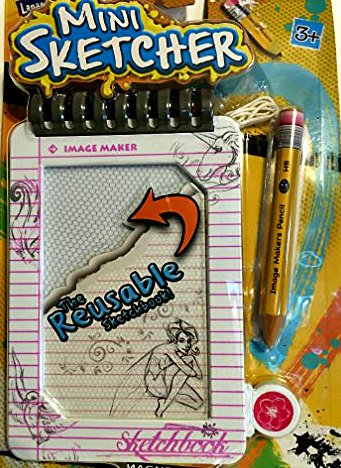 Magic Sketcher (Mini Sketcher Image Maker Toy Sketchbook Art Magic Sketch Book)