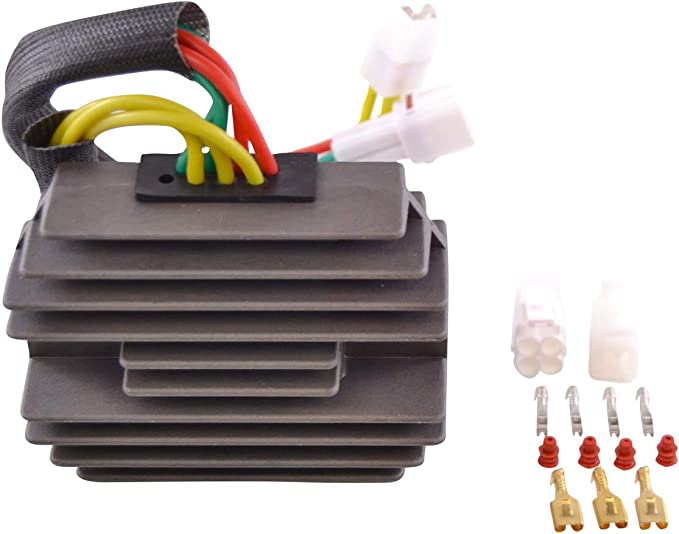 Voltage Regulator Rectifier For 2007-2010 Suzuki King Quad 450 LTA450X LTA450XZ