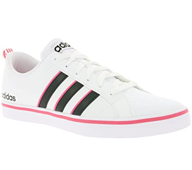 info for 19183 7b0c2 Adidas neo VS Pace W Womens Sneaker White B74281, Size44