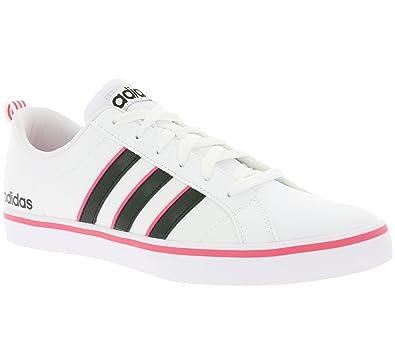 Nouvelles Arrivées c878a 73ff3 Adidas neo VS Pace W Women's Sneaker White B74281, Size:44 ...