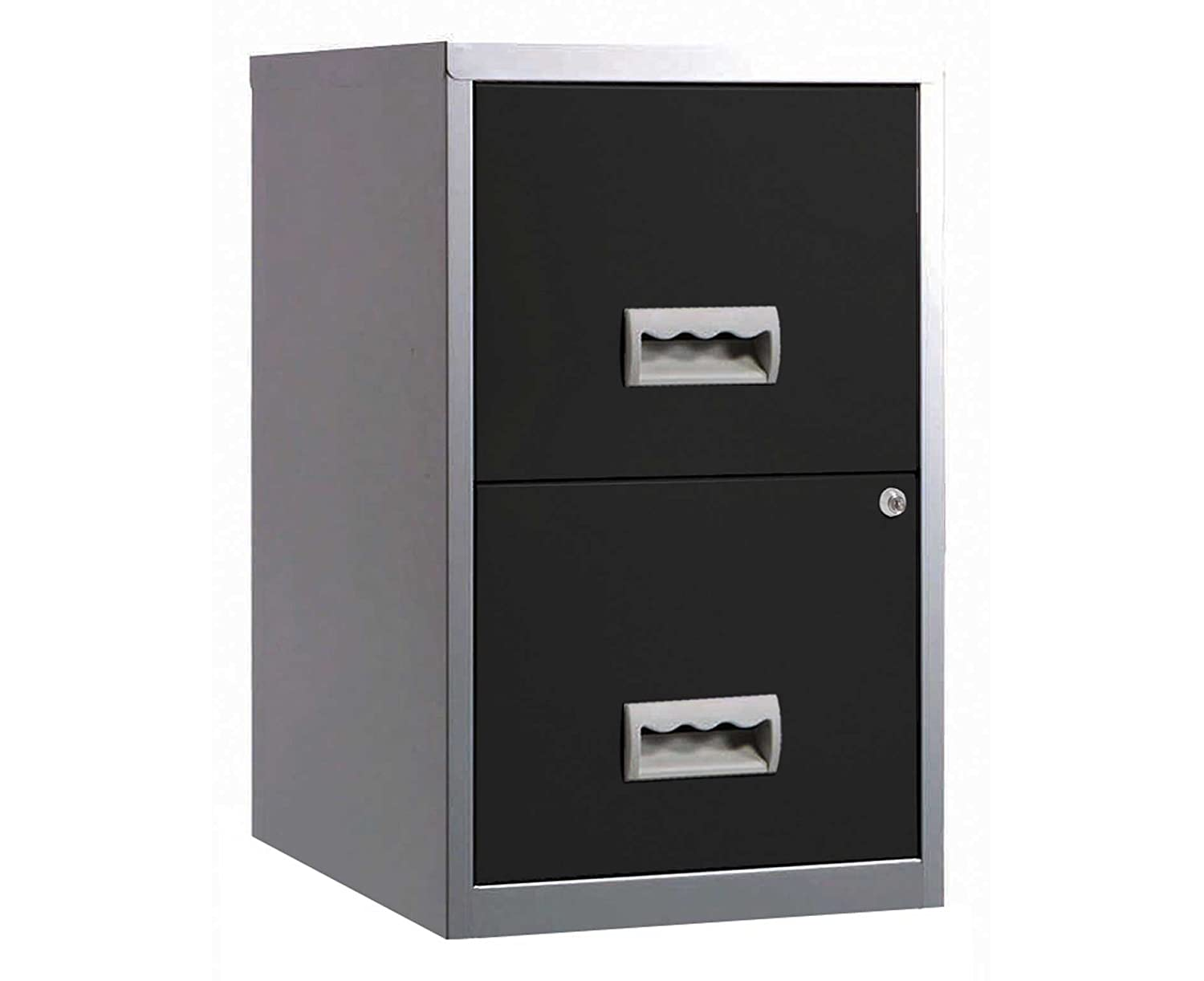 small office cabinets. Pierre Henry 2 Drawer Maxi Filing Cabinets A4 SilverBlack Small Office E