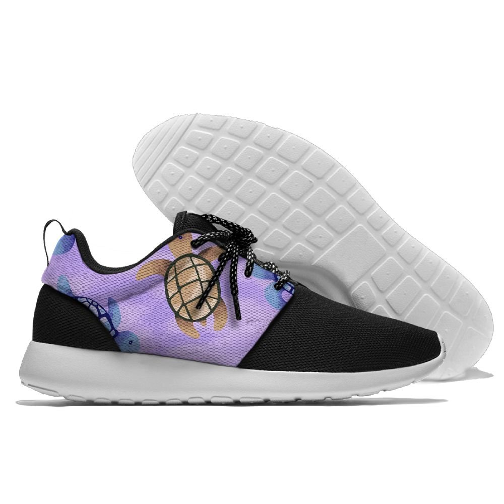 Sea Turtle Beaty Sea Turtles Womens Mens Running Shoes Fashion Sneakers Casual Sports Shoes 42 Lightweight Breathable