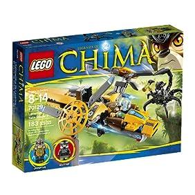 LEGO Chima 70129 Lavertus' Twin Blade