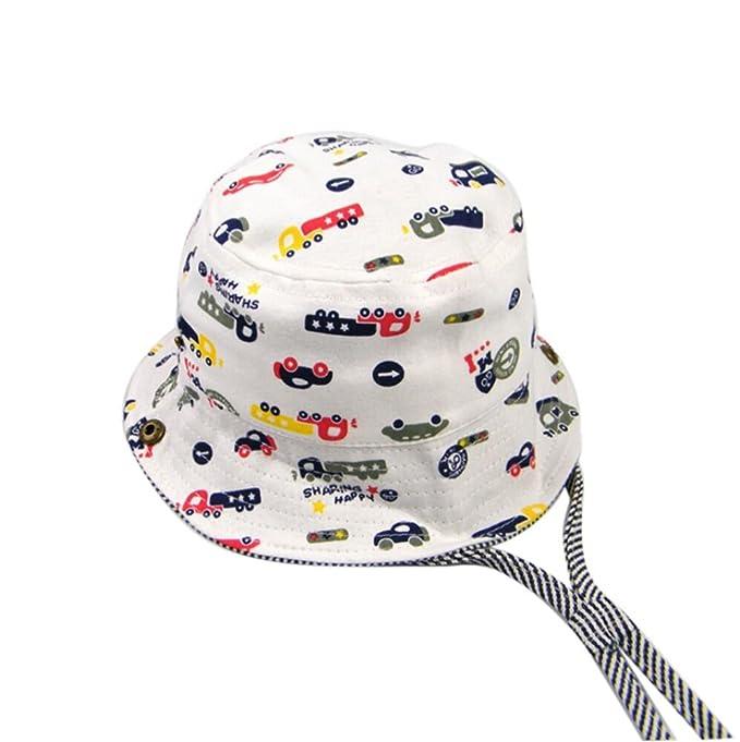 Cappello da spiaggia cappello da bambino Bambino cappello da sole  traspirante cappello da cowboy cappello da. Scorri sopra l immagine per  ingrandirla fb09d6fc33ca