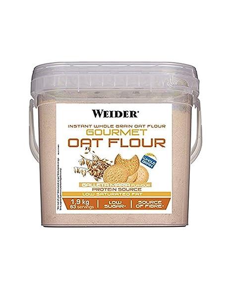 Weider Oat Gourmet Flour Harina de Avena - 1900 gr