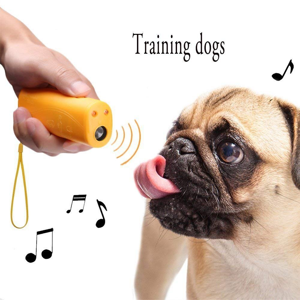 Accmart Led Ultrasonic Dog Repeller And Trainer Device Thdogrepellentelectroniccircuitsjpg 3 In 1 Anti Barking Stop Bark Handheld Training 2 Garden Outdoor
