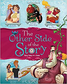 The Other Side of the Story: Fairy Tales with a Twist: Nancy