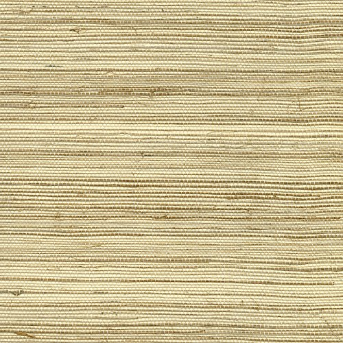 Kenneth James 2732-80009 Changzhou Grass Cloth Wallpaper Beige