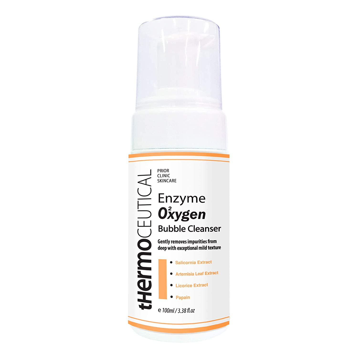 Amazon.com: tHermoceutical Enzyme Oxygen Bubble Facial ...